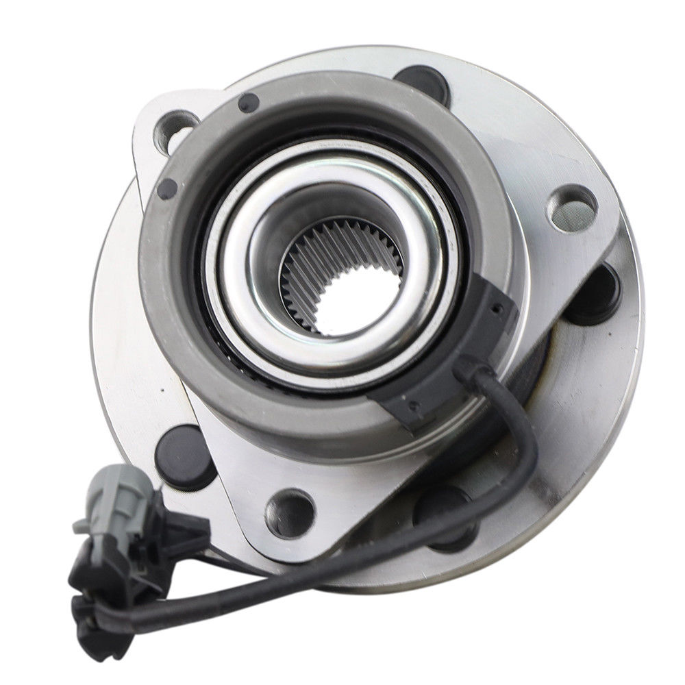 Front Wheel Bearing Hub Assembly Fits Buick Chevy Pontiac 5 Lug w//o ABS